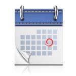 Calendar of Church Activities