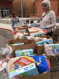 First Unitarian Food Pantry - First Unitarian Universalist Congregation of Albuquerque, NM